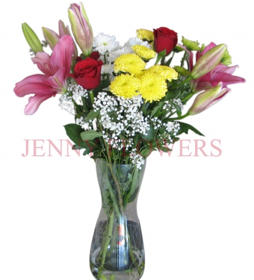 Gift delivery international dubai jenny flowers negle Gallery